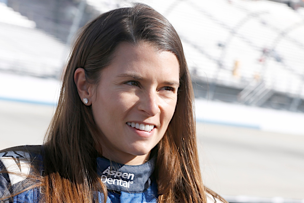 Could Ricky Stenhouse Jr. get a new teammate in Danica Patrick?