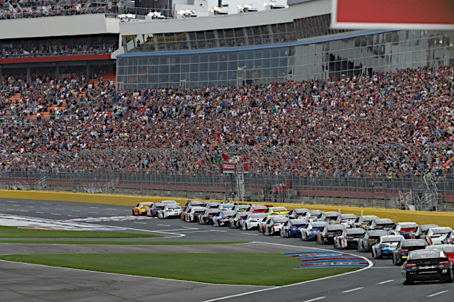 Start times released for 2019 Cup schedule