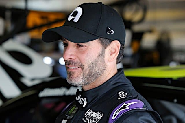 This could be the weekend that Jimmie Johnson and 48 fans have waited for