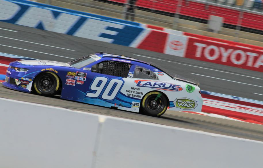 Alex Labbe scores career-best finish at the Roval