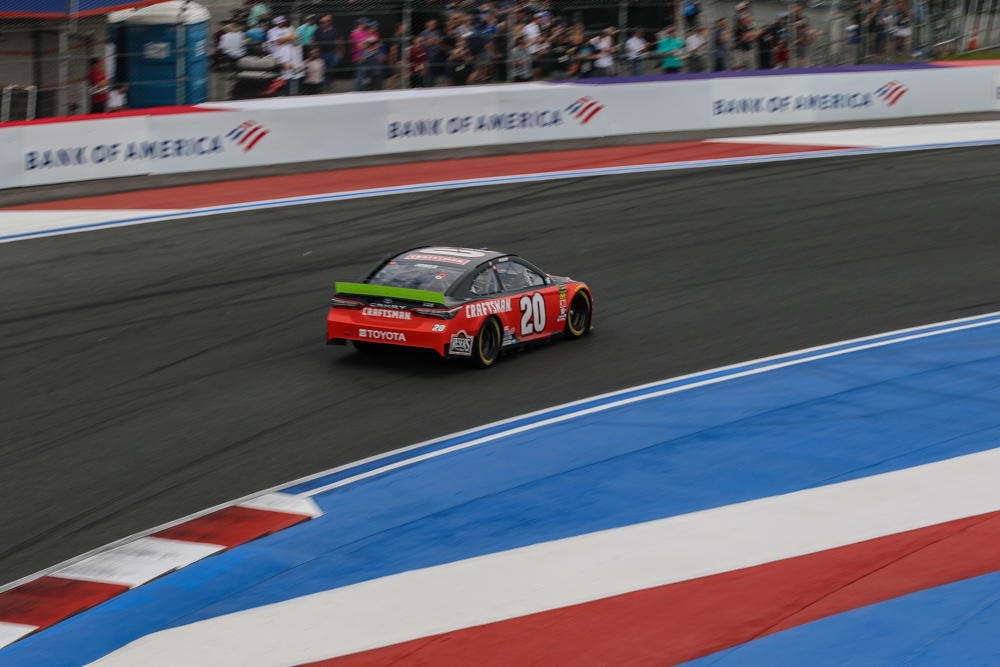 Erik Jones Championship hopes come to an end at the Roval