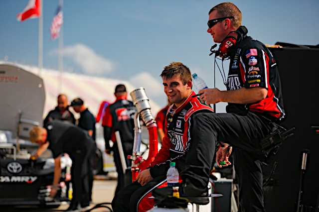 Bret Holmes returns to ARCA for partial schedule