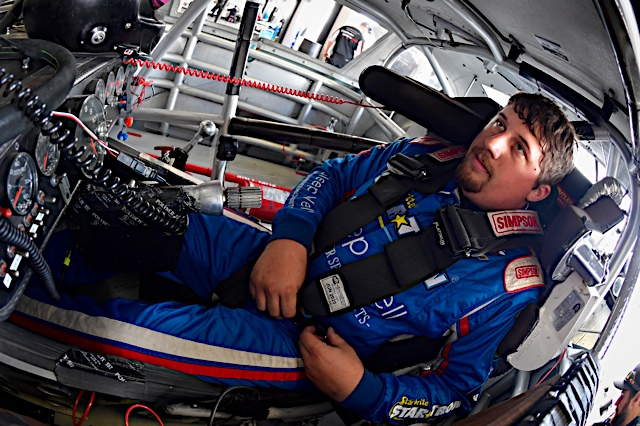 Josh Williams earns second Top-10 of 2020 at Bristol