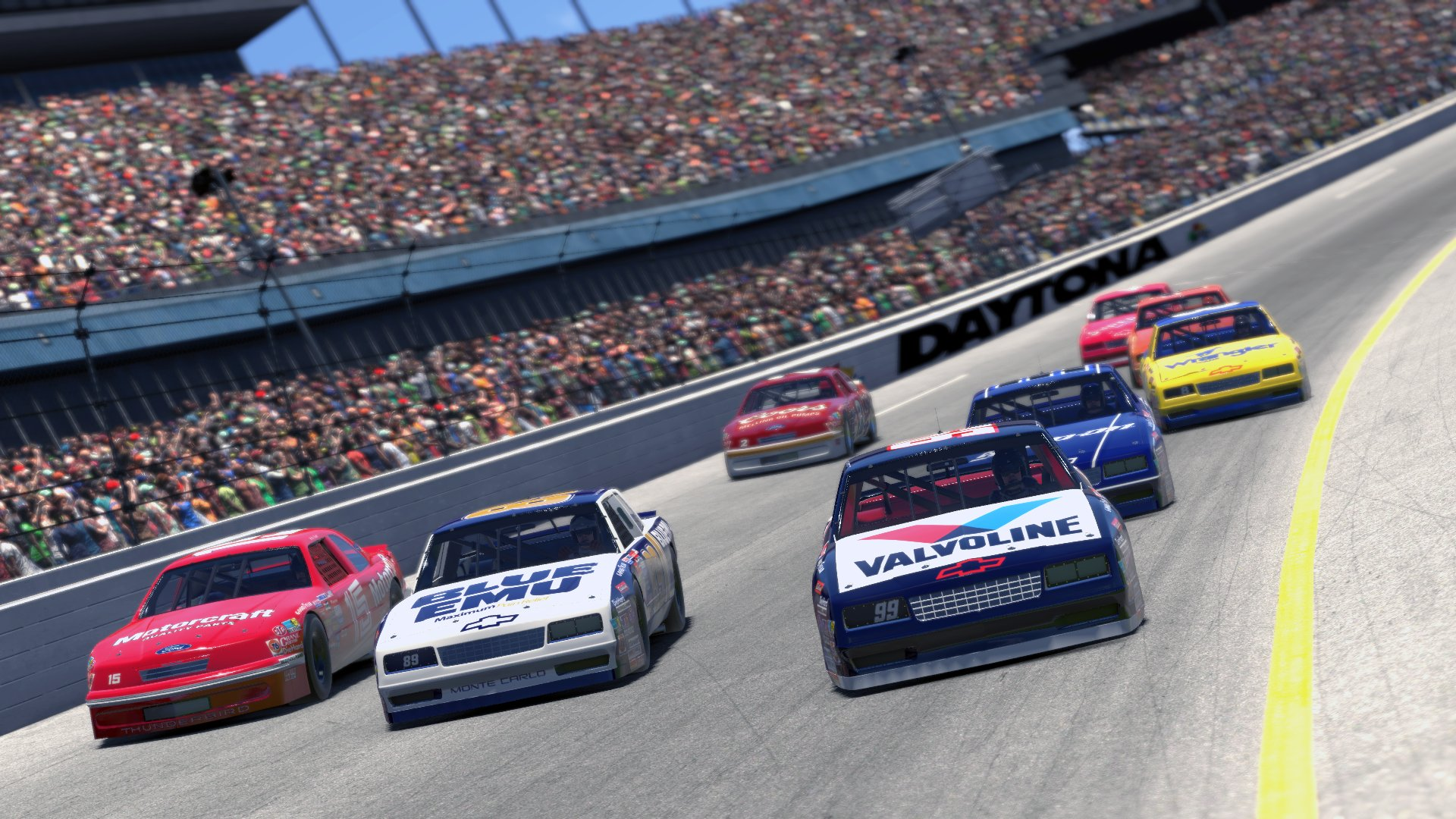 Cassill, Kligerman team to promote high-paying Firecracker 400 on iRacing