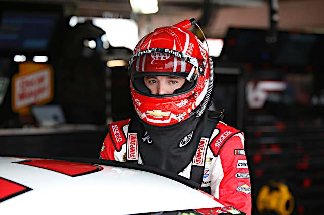 New Dad Dillon earns top-10 at Homestead