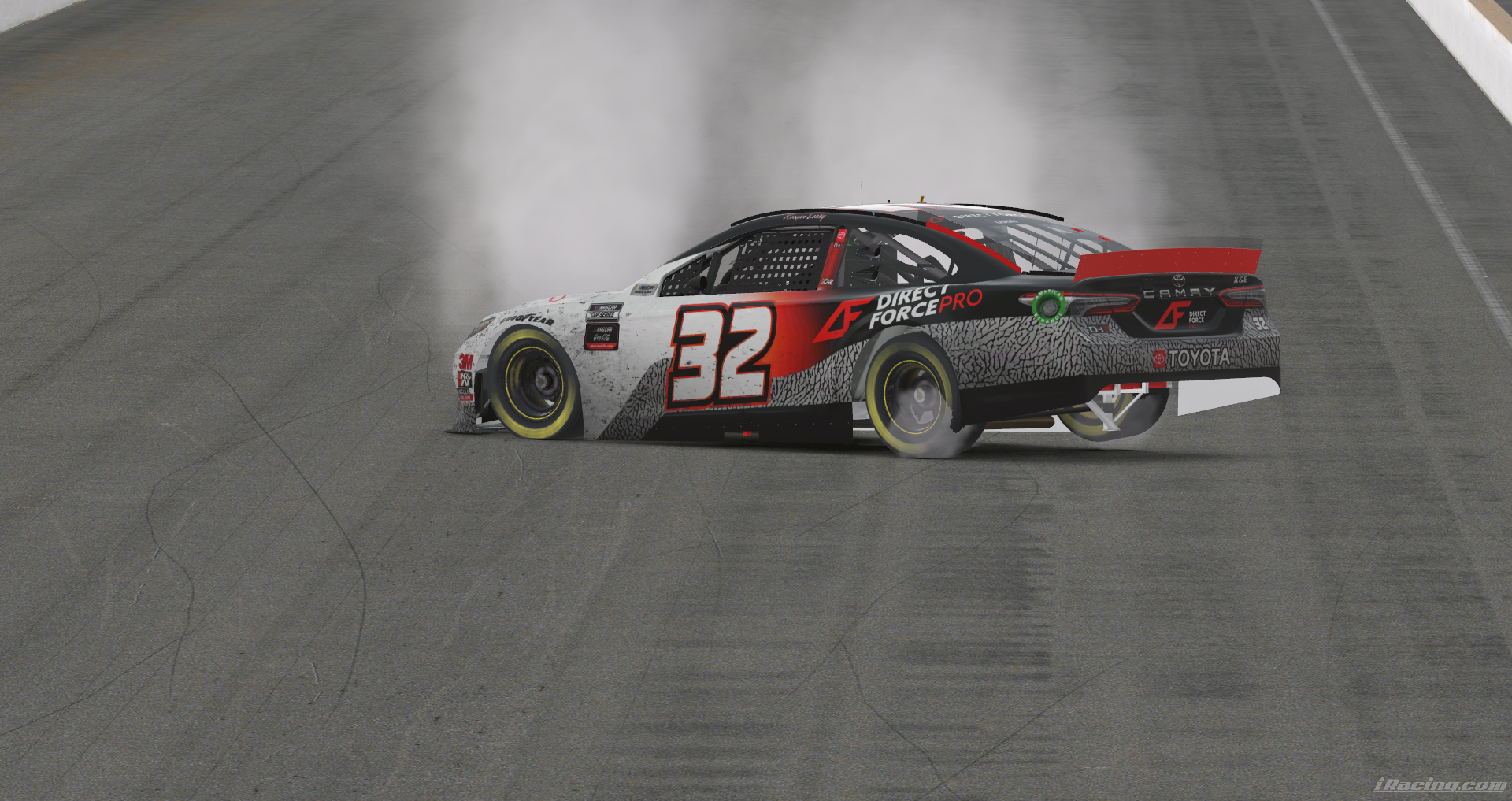Leahy victorious in eNASCAR Brickyard 200