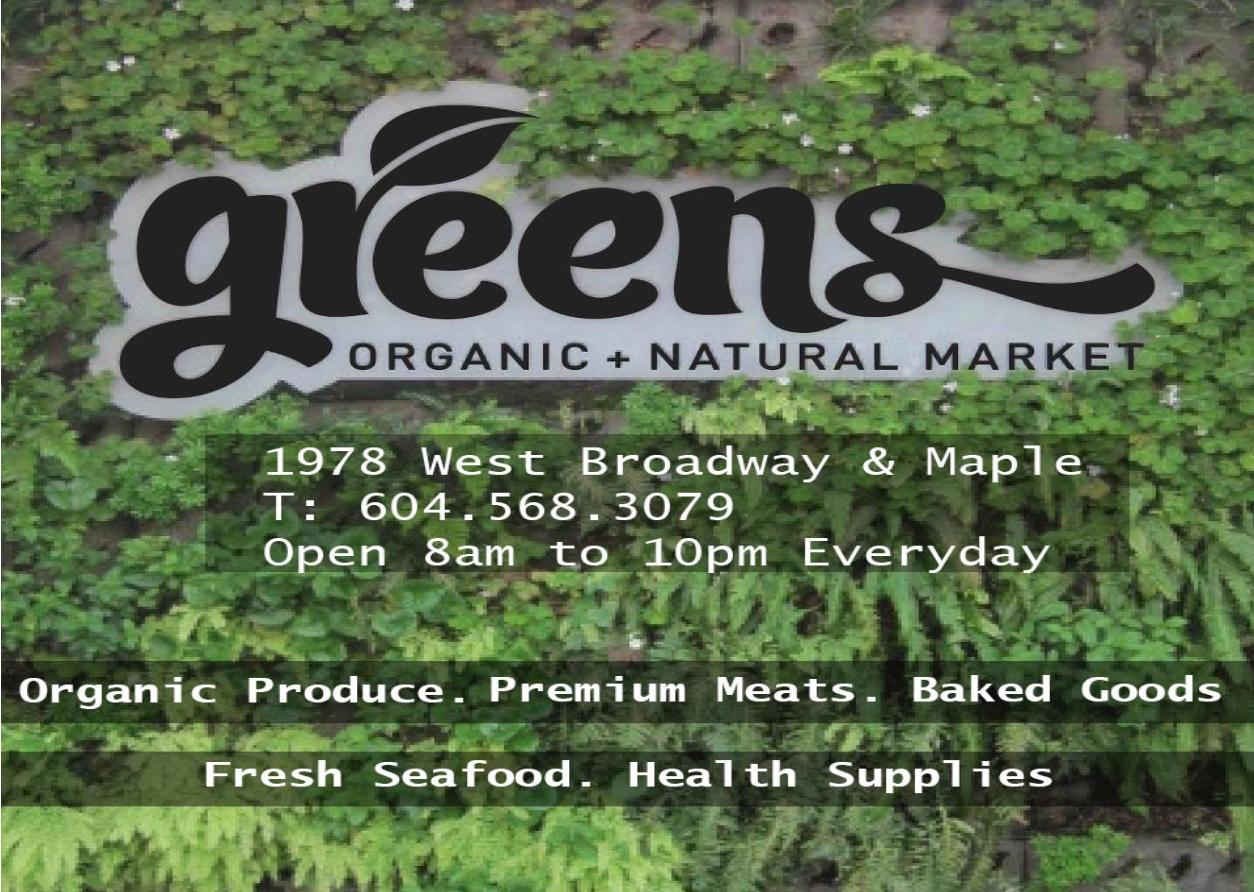 Greens Market