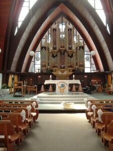 Aisle and Altar