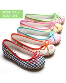 Point Flat Shoes