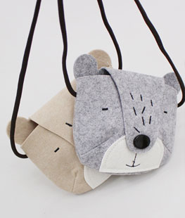 Naive Bear Bag