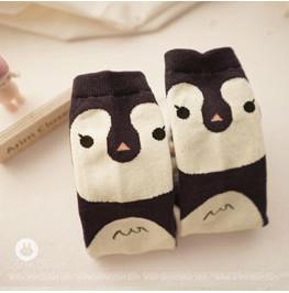 Penguin Knee Socks
