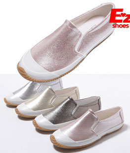Junior Shining Pearl Easy Slip-On