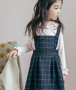 Suspenders dress