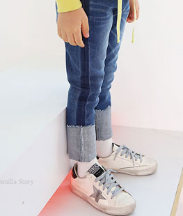 Roll-Up Skinny Jeans