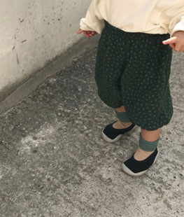 Flower Granny Pants
