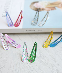 Color Pop Hairpin [set of 10]
