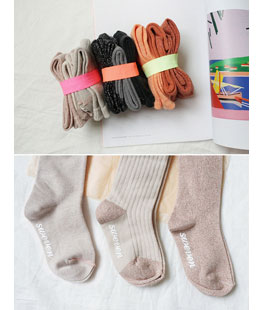 Ette Socks [set of 3]