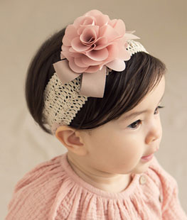 Nuga Hairband [set of 5]