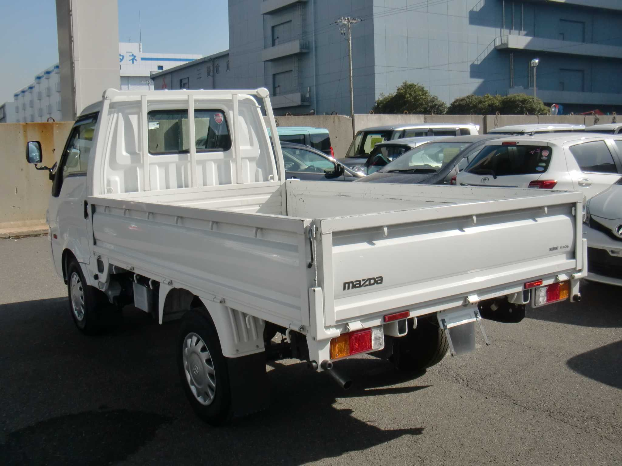2016 Mazda Bongo Truck SLP2T for sale | KobeMotor