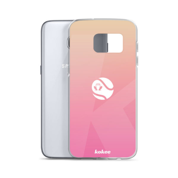 Samsung Kokee Case Rose