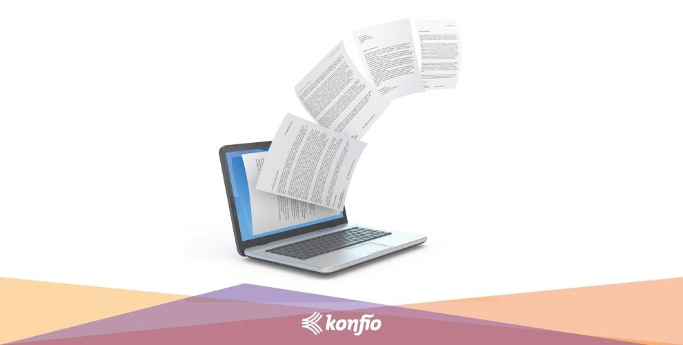 Documentos que pide konfío para crédito