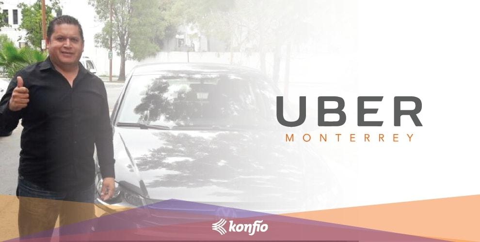 Caso de Éxito Uber Monterrey