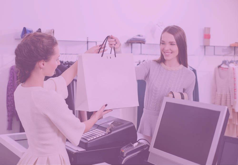 Entrega de la facturación electrónica y el producto al cliente