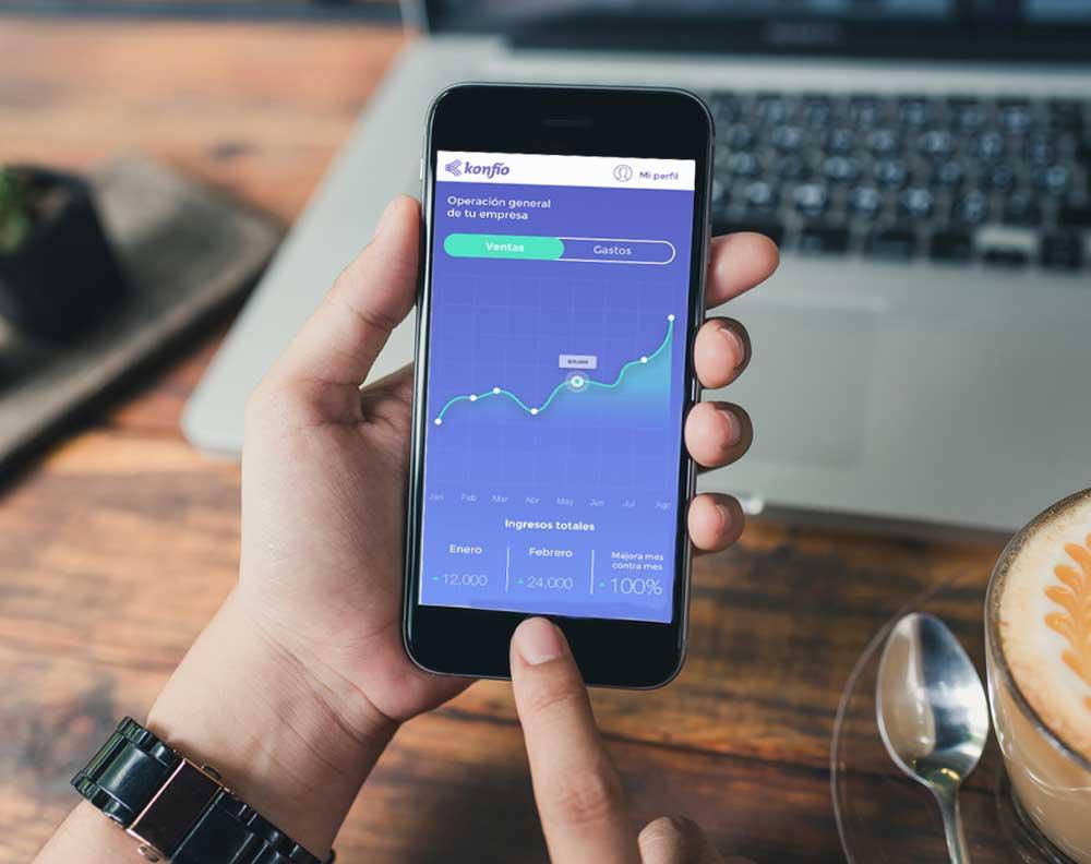 Kompás herrameinta digital para monitorear financieramente tu pyme