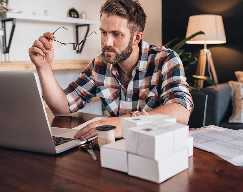 Cómo aprovechar un crédito si vendes productos en línea