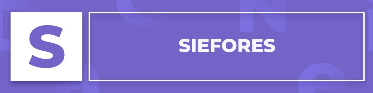 Siefores