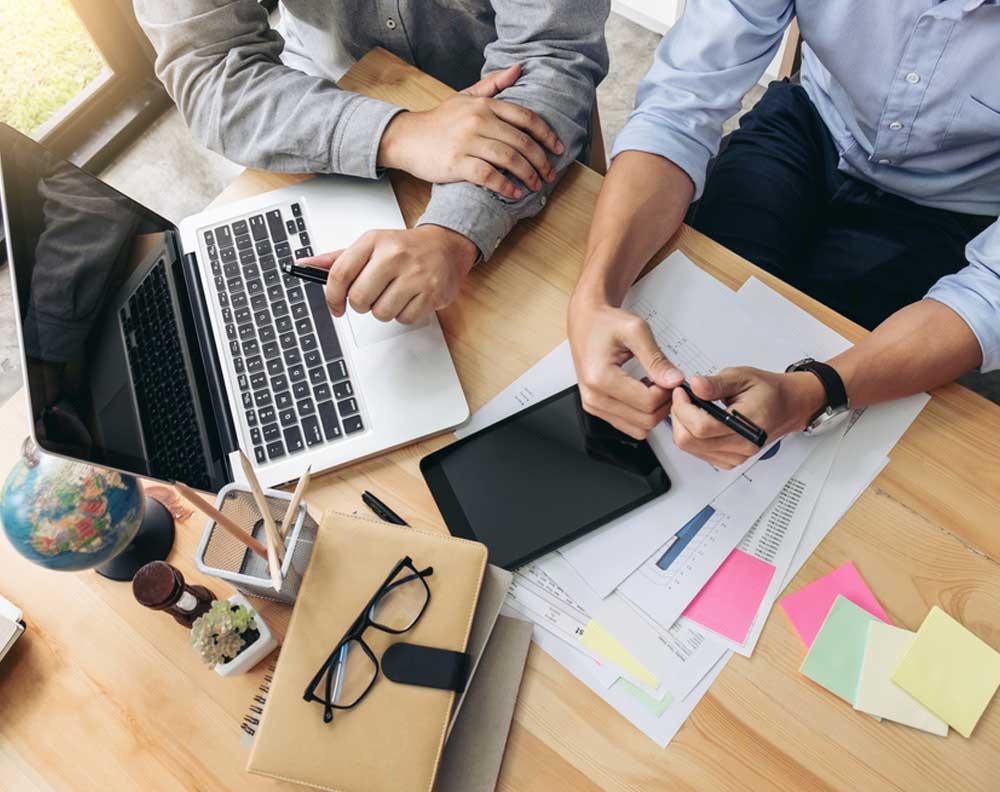 Reorganizar las finanzas de un negocio solicitando un crédito