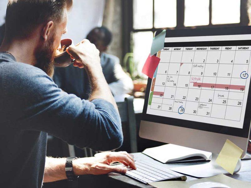 Agenda financiera 2019, cómo crear una para tu negocio