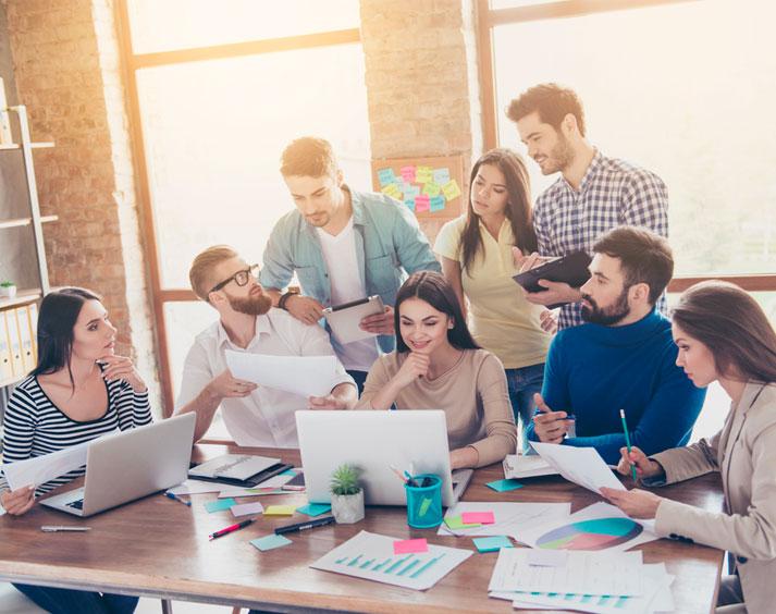 Las claves para crear una cultura interna exitosa