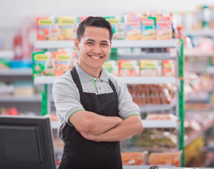 Cómo obtienen crédito los pequeños negocios