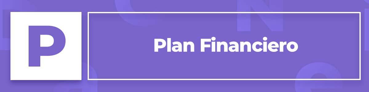 ¿Qué es un plan financiero?