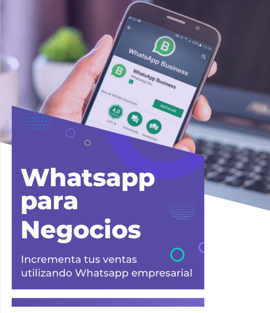 whatsapp para negocios, whatsapp business