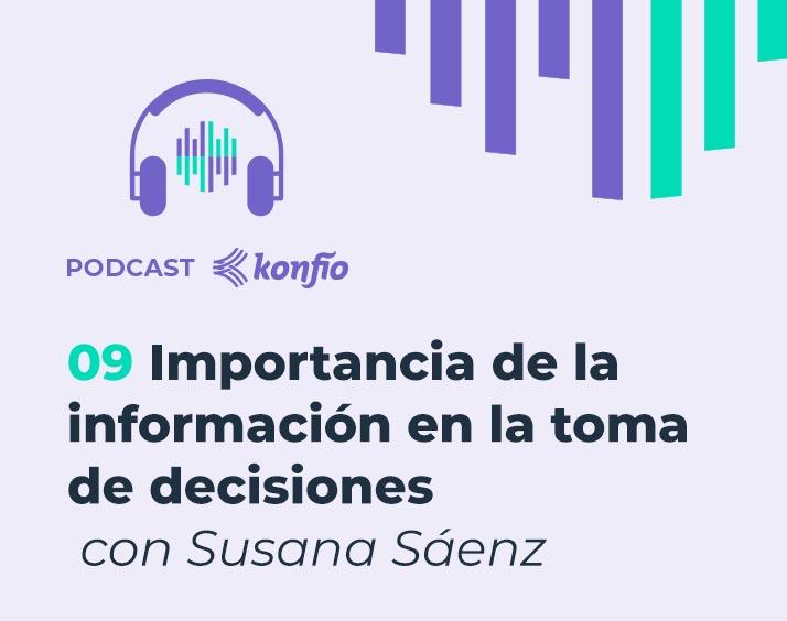 Importancia de la información en la toma de decisiones.