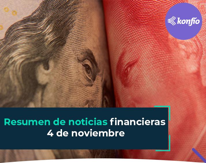noticias-financieras-resumen-4-de-noviembre