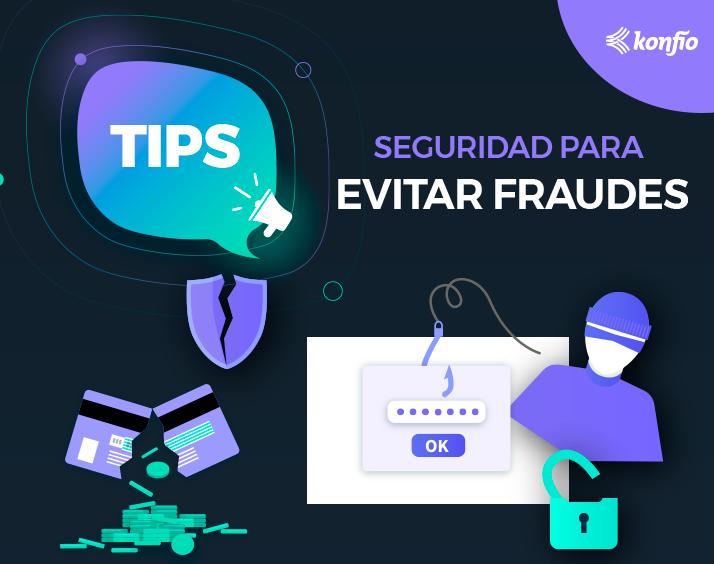 Tips de Seguridad para Evitar Fraudes
