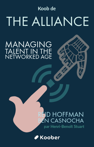 The Alliance : managing talent in the networked age