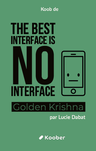 The Best Interface is no Interface