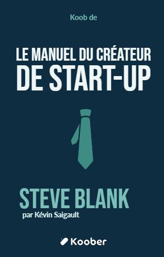 Le manuel du créateur de start-up
