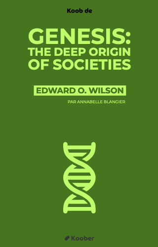 Genesis: The Deep Origin of Societies