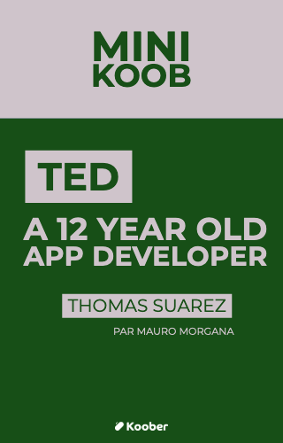 A 12 year-old app developer