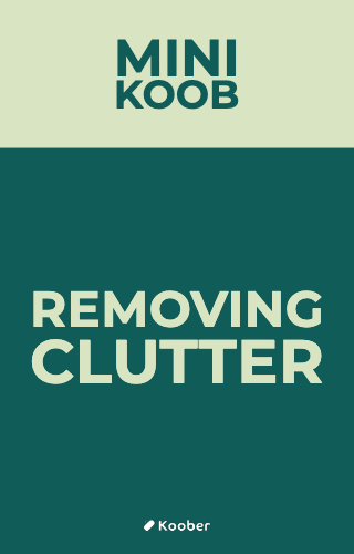 Removing Clutter