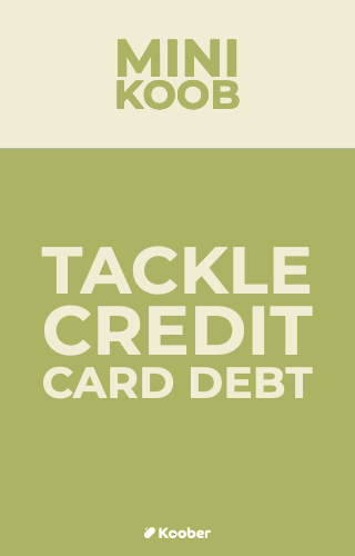 Tackle Credit Card Debt