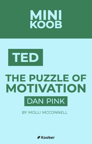 The Puzzle of Motivation