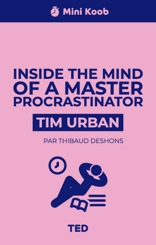 Inside the Mind of a Master Procrastinator