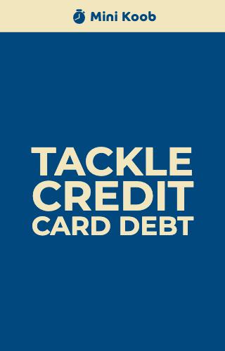 Tackle Credit Card Debt
