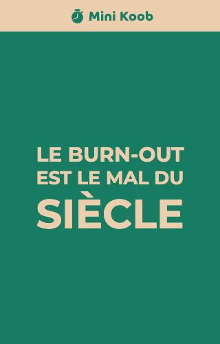 Le burn-out est le mal du siècle : pour ne pas en arriver là, apprenez à gérer et à doser votre énergie